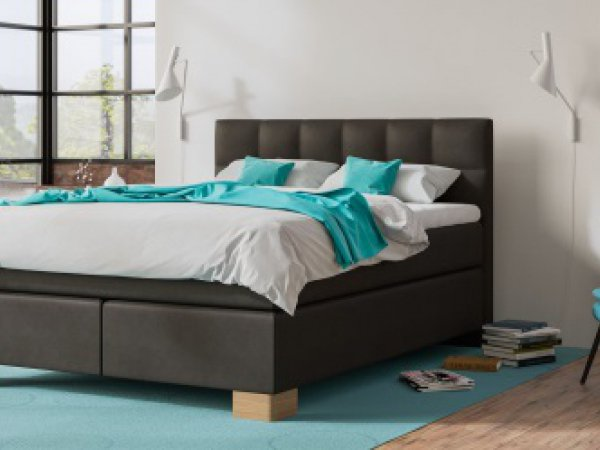 Lit Boxspring Superba