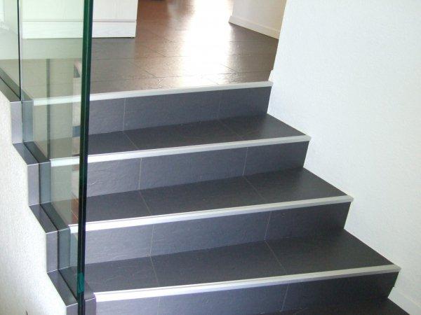 Escalier revêtement bois composite