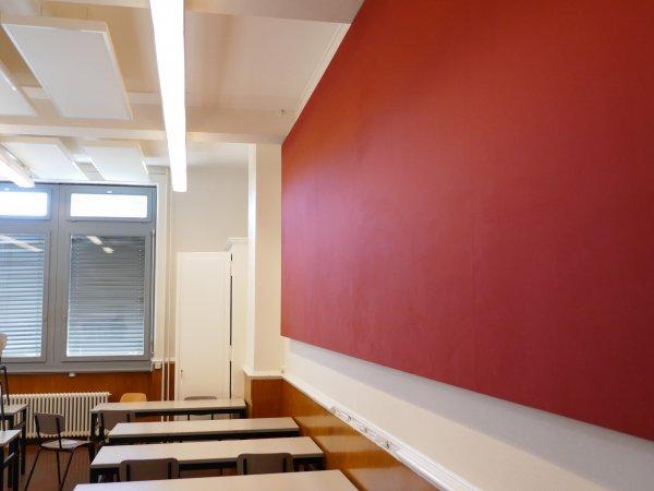 Panneaux phoniques plafond et mur